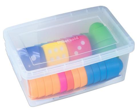 Betzold Spielkegel-Set 1-5