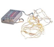 Lichterkette 30er Micro LED für Innen