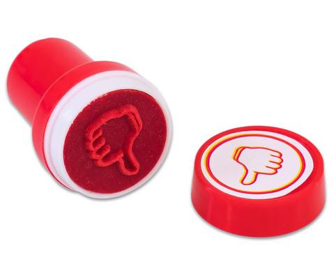 Stempel mit Emoji-Motiven-5