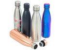 THE BOTTLE Thermosflasche aus Edelstahl 05 Liter-1