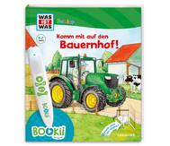 Bookii - Was ist Was junior - Komm mit auf den Bauernhof!