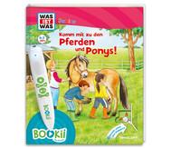 Bookii - Was ist Was junior - Komm mit zu den Pferden und Ponys!