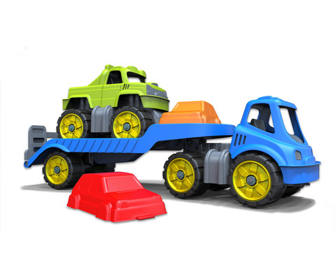 Power Worker Monstertruck-Set