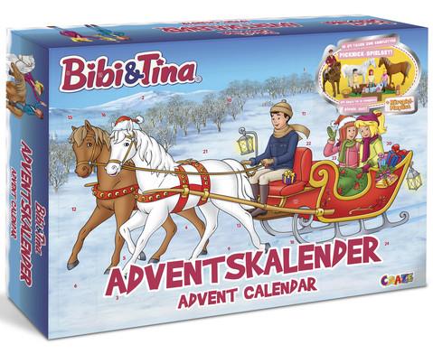 Adventskalender Bibi Tina 2019