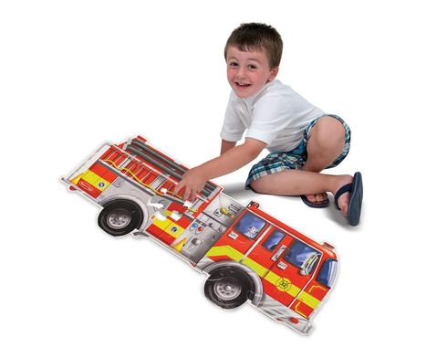 Bodenpuzzle Feuerwehr 24 Teile-2