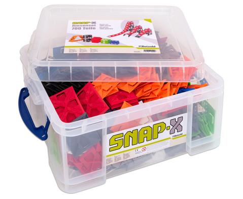 SNAP-X Riesen-Set 700-tlg