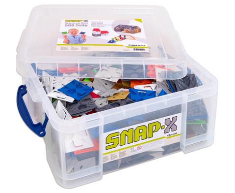 SNAP-X Starter-Set Midi 500-tlg