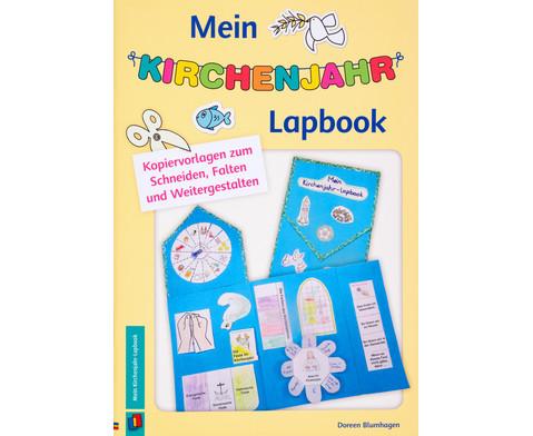 Cornelsen Mein Kirchenjahr - Lapbook 1- 4 Schuljahr