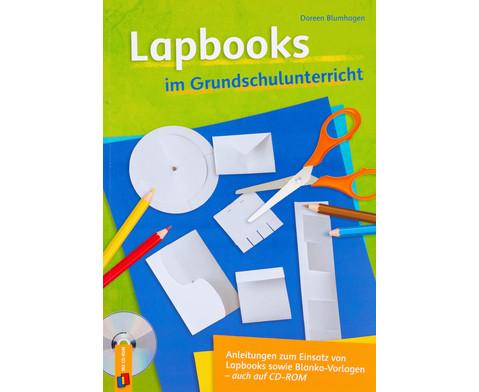 Lapbooks im Grundschulunterricht inkl CD-ROM 1-4 Schuljahr