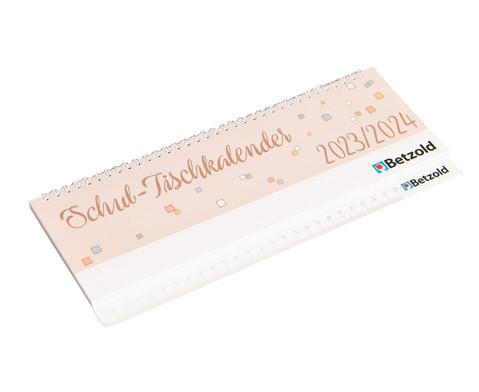 Tischkalender Schule 2019-2020