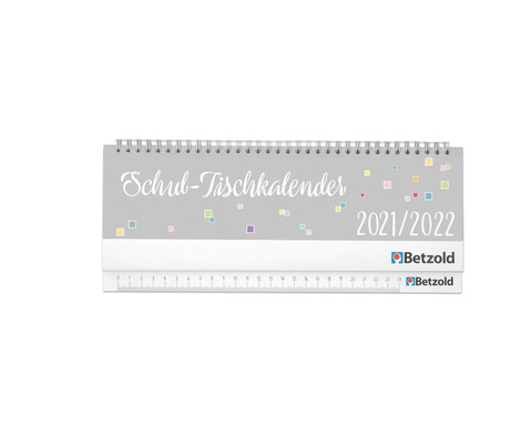 Tischkalender Schule 2020-2021