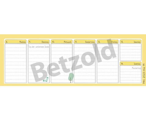 Tischkalender KITA 2019-2020-11
