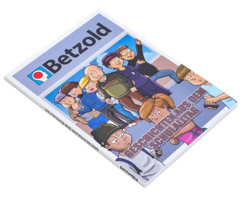 Cartoon-Buch Schule-2