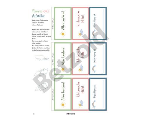 Betzold Design-Grundschulplaner 2019-2020 Hardcover-11