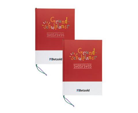 Betzold Design-Grundschulplaner 2020-2021 Hardcover