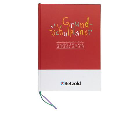 Betzold Design-Grundschulplaner 2021-2022 Hardcover