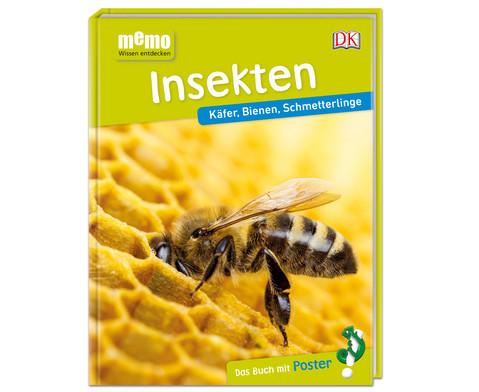 memo Wissen entdecken Insekten