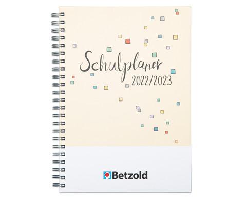 Betzold Design-Schulplaner 2019-2020 Ringbuch DIN A4-8