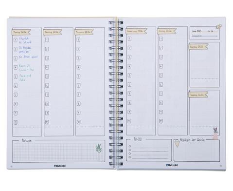 Betzold Design-Schulplaner 2019-2020 Ringbuch DIN A4-13