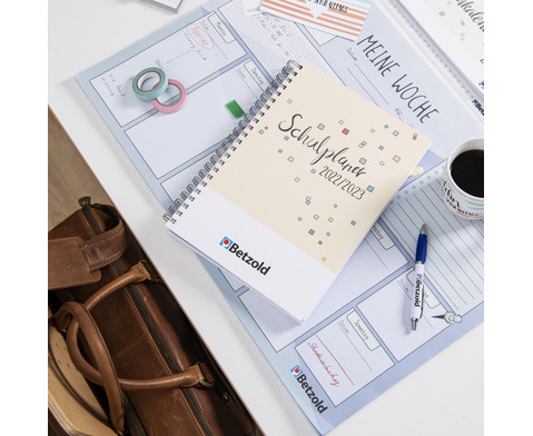 Betzold Design-Schulplaner 2019-2020 Ringbuch DIN A4-15