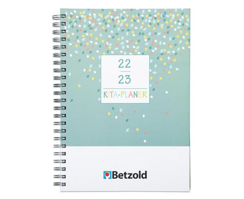 Betzold Design-Kita-Planer 2020-2021 Ringbuch DIN A4