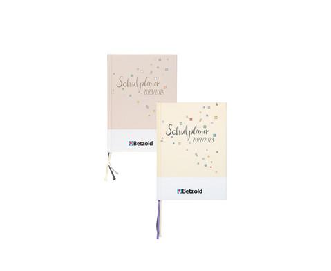 Betzold Design-Schulplaner 2019-2020 Hardcover DIN A5