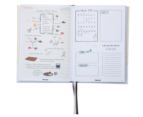 Betzold Design-Schulplaner 2019-2020 Hardcover DIN A5-2