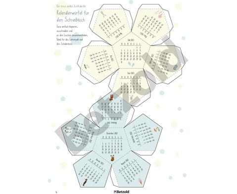 Betzold Design-Schulplaner 2019-2020 Hardcover DIN A5-11
