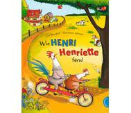 Bilderbuch: Wie Henri Henriette fand