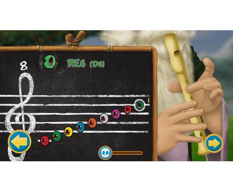 Flute Master Kunststoff-Blockfloete mit deutscher Griffweise-6