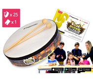 Trommelkiste Rhythmic Village