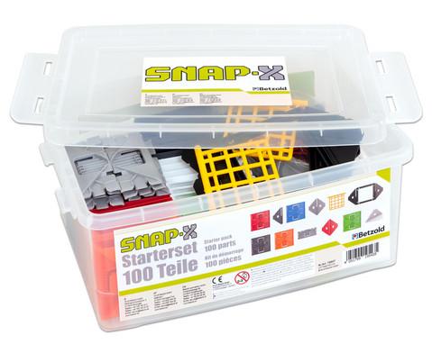 SNAP-X Starter-Set 100-tlg