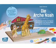 Die Arche Noah -  mit Figuren zum Ausschneiden für die Erzählschiene