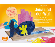 Jona und der Wal - Figuren für die Erzählschiene