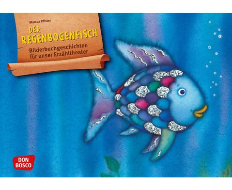 Bildkarten Der Regenbogenfisch