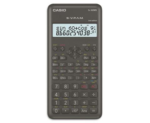 CASIO Schulrechner FX-82MS 2 Edition