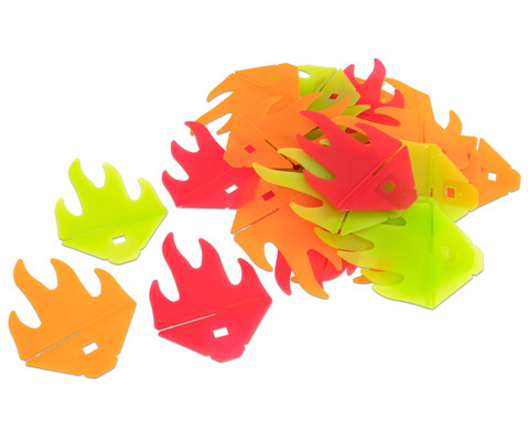 Betzold SNAP-X Flammen 30-tlg