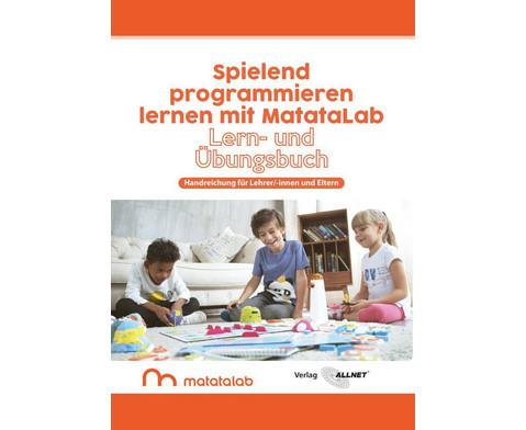 matatalab Lernbuch Spielend programmieren lernen