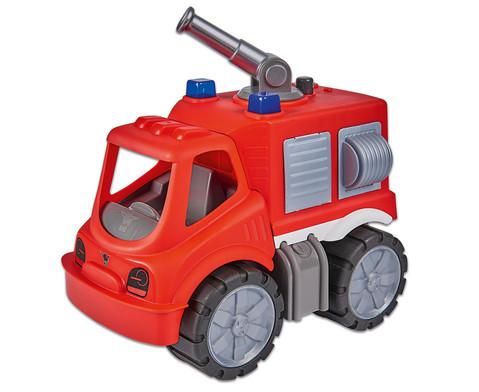 BIG Power Worker Feuerwehr Loeschwagen