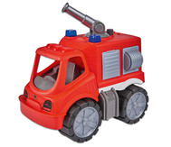 Power Worker Feuerwehr Löschwagen