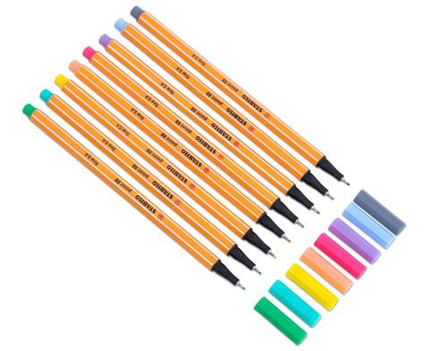 STABILO point 88 Pastellfarben - 8er-Etui-3