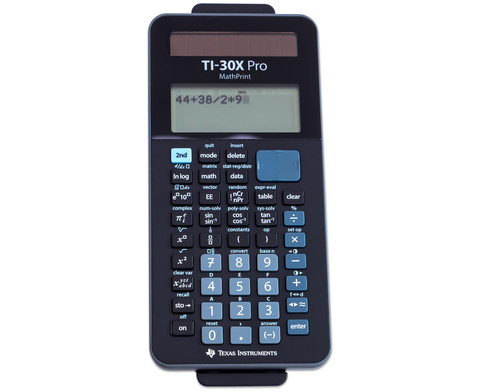 Texas Instruments TI-30 X Pro MathPrint