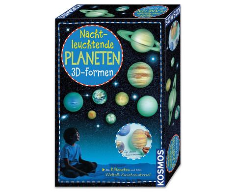 Nachtleuchtende Planeten