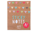 Sticky Notes Buechlein  happy me-8
