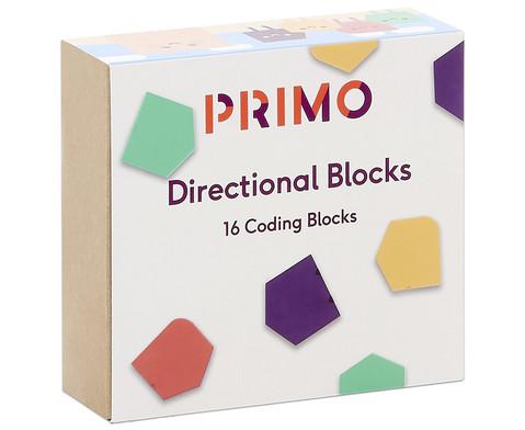 Cubetto MINT Coding Bloecke Richtungen