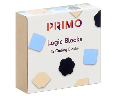 Cubetto MINT Coding-Bloecke Logik