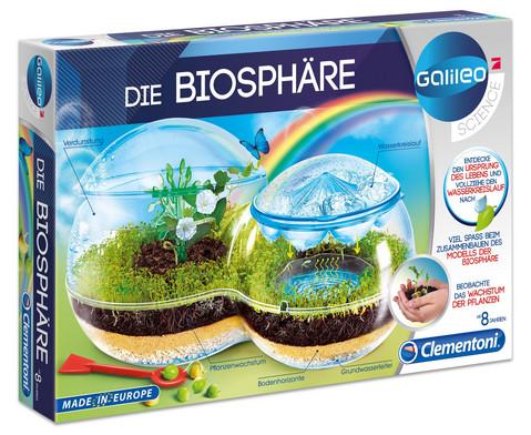 Clementoni Die Biosphaere