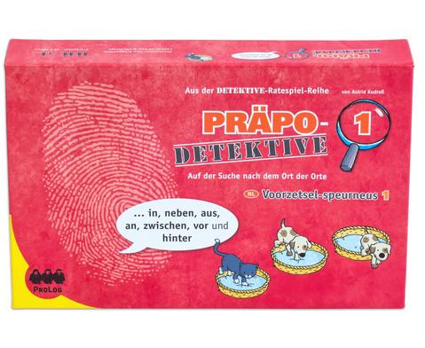 Praepo-Detektive 1