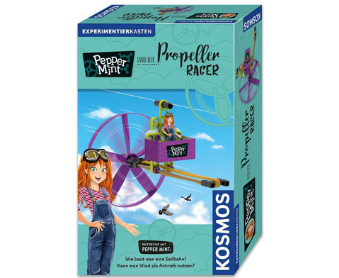 Pepper Mints Propeller-Racer