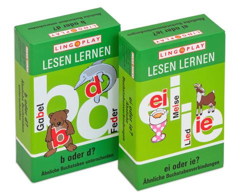 AEhnliche Buchstaben - 2 Lernspiele im Paket